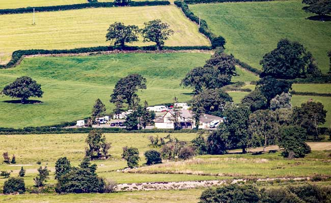 Towy Valley Caravan Site