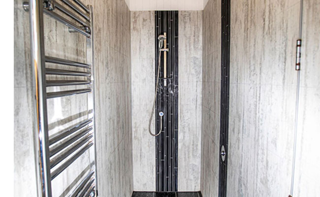 Touring caravan park near Carmarthen